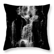 The Phantom Of The Water Throw Pillow