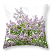The Pink Of Spring - Featured 2 Throw Pillow