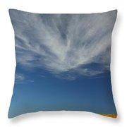 The Pinnacles 2am-111016 Throw Pillow