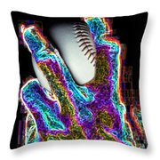 The Pitch Throw Pillow by Tim Allen