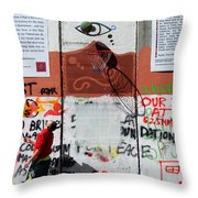 The Play Throw Pillow