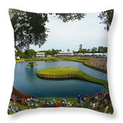 The Players Championship 2014 Throw Pillow