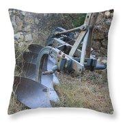 The Plough Throw Pillow