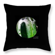 The Pm Dew Throw Pillow