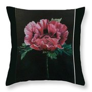 The Poppy Throw Pillow
