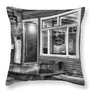 The Porthole Throw Pillow