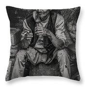 The Potter Throw Pillow