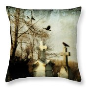 The Prelude Throw Pillow