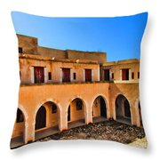 the Presnt Throw Pillow by Dhouib Skander