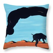 The Pride Of Chestertown, 2000 Throw Pillow