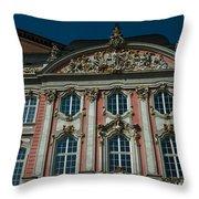 The Prince Electors Palace Throw Pillow