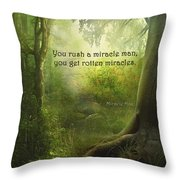 The Princess Bride - Rotten Miracles Throw Pillow