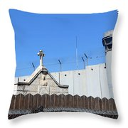 The Prisoners Throw Pillow