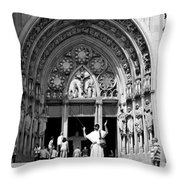 The Prophet - Sao Paulo Throw Pillow