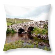 The Quiet Man Bridge Throw Pillow