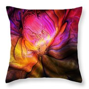 The Quilt Throw Pillow