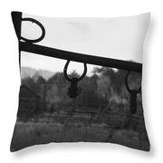 The Ranch Throw Pillow
