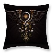 The Rapture Of Incarnation  Throw Pillow
