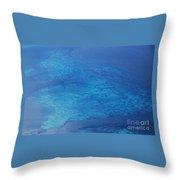 The Reefs Bermuda # 1 Throw Pillow