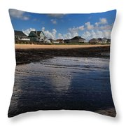 The Reflected Sky Throw Pillow