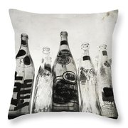 The Refund Throw Pillow