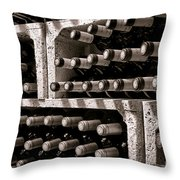 The Reserve Throw Pillow