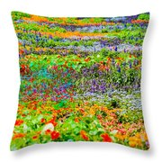 The Resort For Insects Throw Pillow