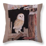 The Resting Place.  Sold Throw Pillow