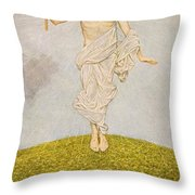 The Resurrection Of Christ Throw Pillow