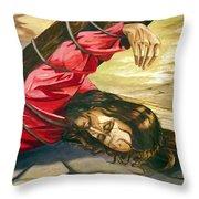 The Reward Throw Pillow