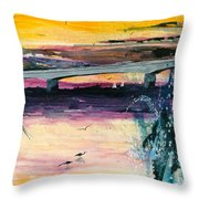 The Ringling Throw Pillow