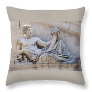 The Tiber Throw Pillow