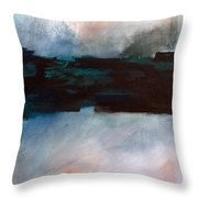 The River Tethys Part 1 Of Three Throw Pillow