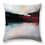 The River Tethys Part Two Of Three Throw Pillow