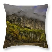 The Road To Glory Throw Pillow