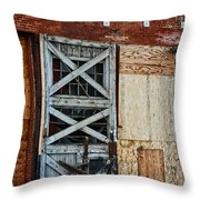 The Roundhouse Evanston Wyoming - 2 Throw Pillow