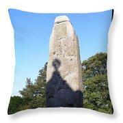 The Rudstone Throw Pillow