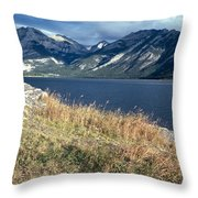 The Rugged Yukon Throw Pillow