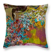 The Rules Of Attraction. Throw Pillow