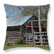 The Rural Life IIi Throw Pillow