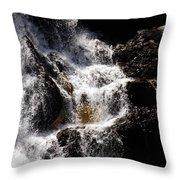 The Rush Throw Pillow