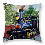 The Rxr At Greefield Village Throw Pillow
