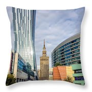 The Sail 2 Throw Pillow