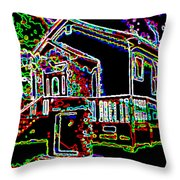 The Sanctuary Throw Pillow