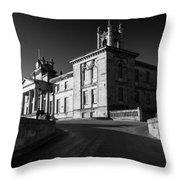 The Scottish Gallery Of Modern Art Throw Pillow