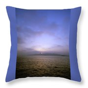 Sea Of Marmara Dream Throw Pillow