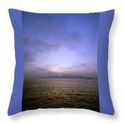 Sea Of Marmara Dream Throw Pillow