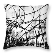 The Search Throw Pillow