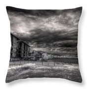 The Seasons In Infrared 1 Throw Pillow