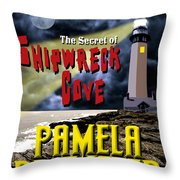 The Secret Of Shipwreck Cove Throw Pillow